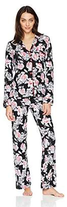 PJ Salvage Women's Rock N' Rose Pj Set