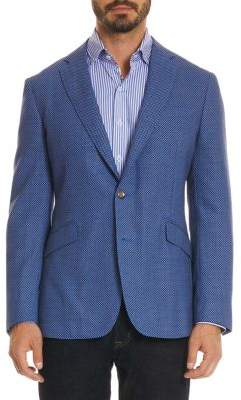 Robert Graham Olsen Notch Blazer