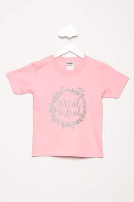 Jerzees Flower Girl Shirt