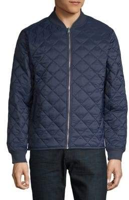 Dockers Quilted Bomber Jacket