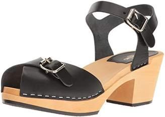 Swedish Hasbeens Women's Pia High Heeled Sandal