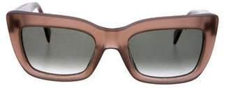 Celine Square Gradient Sunglasses