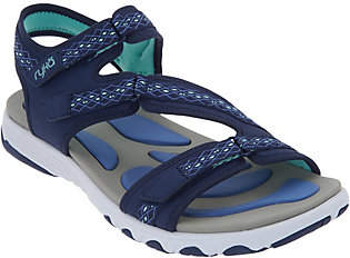 Ryka Adjustable Sport Sandals - Ginger