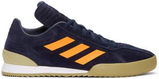 Gosha Rubchinskiy Navy adidas Originals Edition Copa Super Sneakers