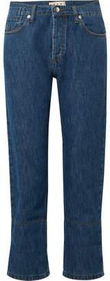 Marni - Boyfriend Jeans - Blue