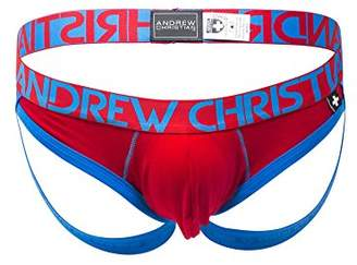 Andrew Christian Men's CoolFlex Brief Jock with Show-It