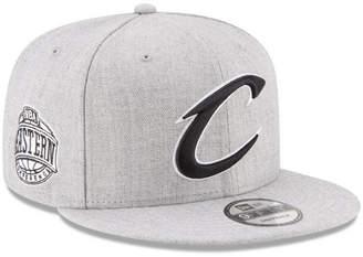 New Era Boys' Cleveland Cavaliers The Heather 9FIFTY Snapback Cap