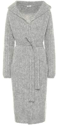 Max Mara Zac mohair and wool-blend cardigan