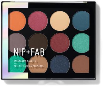 Nip + Fab NIP+FAB Make Up Eyeshadow Palette - Jewel 12g