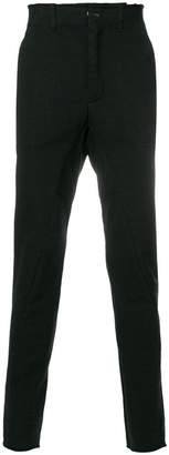 The Viridi-anne jersey panel trousers