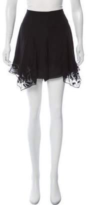 Maiyet Eyelet Mini Skirt w/ Tags