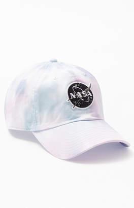 American Needle Tie Dye NASA Dad Hat