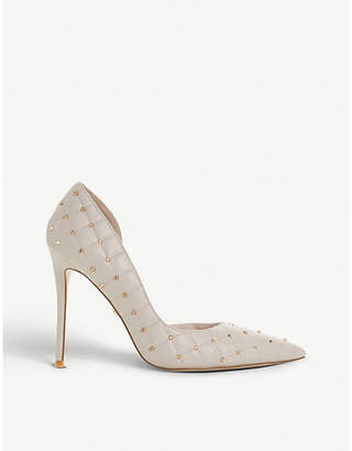 Dune Dreya quilted leather courts