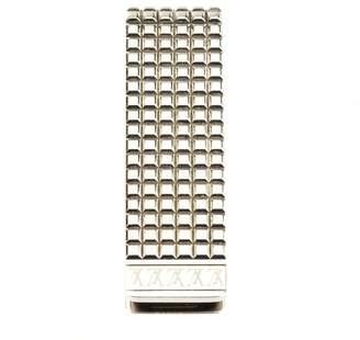 Louis Vuitton Silver Metal Money Clip (Pre Owned)