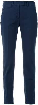 Incotex skinny trousers