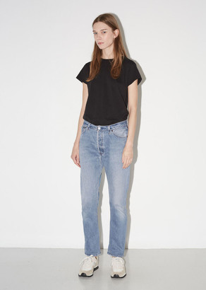 RE/DONE Relaxed Straight Jean $265 thestylecure.com