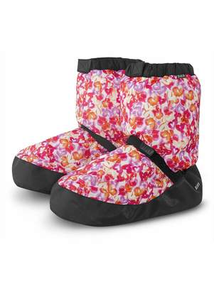 Bloch Dance Women's Printed Warm Up Boot Slipper S Medium US