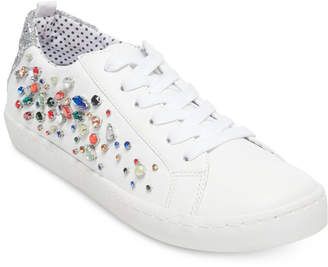 Betsey Johnson Tippie Embellished Sneakers