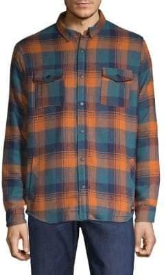 Ezekiel Brewers Plaid Cotton Jacket