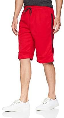 Southpole Men's Tech Fleece Jogger Shorts