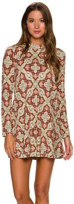 O'neill Leona Long Sleeve Dress $49.45 thestylecure.com