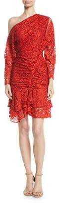 Camilla And Marc Clemence Off-Shoulder Lace Dress