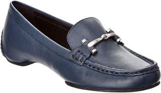 Donald J Pliner Filo Leather Loafer