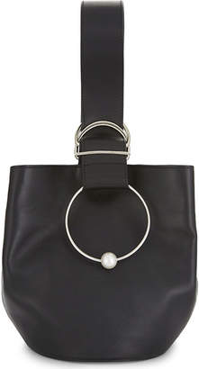 Adeam Leather gem sphere bucket bag
