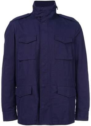 Piombo Mp Massimo lapel pockets jacket