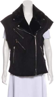 Blank NYC Faux Suede Vest