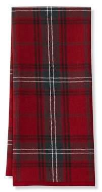 Williams-Sonoma Williams Sonoma Classic Tartan Plaid Towels, Set of 2