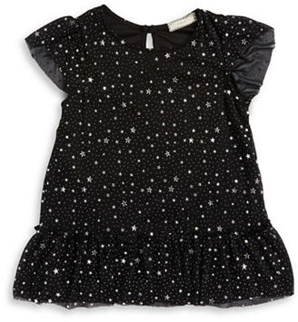 Soprano Girls 7-16 Shimmer Star Tunic $34 thestylecure.com
