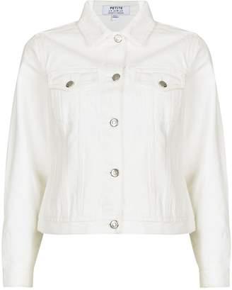 02434df82 Women's Petite Denim Jacket - ShopStyle UK