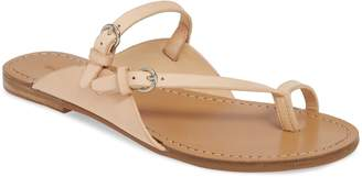 Sigerson Morrison Corey Strappy Toe Loop Sandal