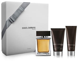 Dolce & Gabbana The One For Men Holiday Three-Piece Gift Set