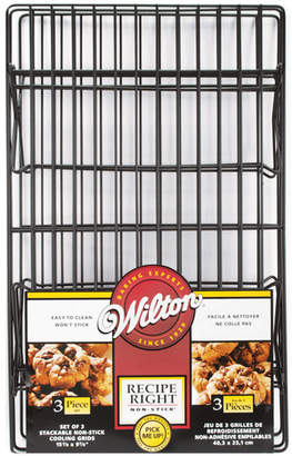 Wilton 3 Piece Non-Stick Cooling Rack Set