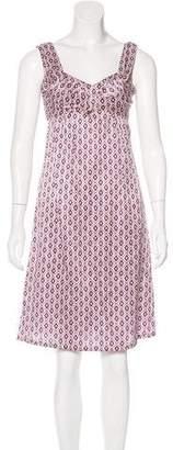 Mayle Rafaella Printed Dress w/ Tags