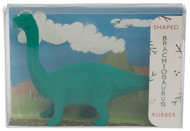 Little Ella James Dinosaur Rubber