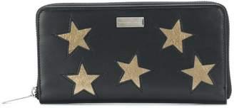 Stella McCartney star embellished wallet