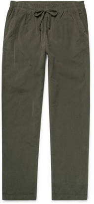 SAVE KHAKI UNITED Easy Cotton-Corduroy Drawstring Trousers