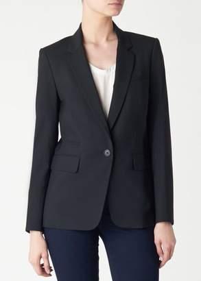Veronica Beard black classic jacket (8)