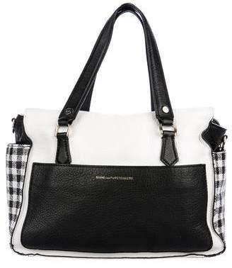 Diane von Furstenberg Vichy Leather Bag