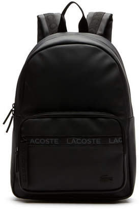 Lacoste Men's L.12.12 Concept Lettering Backpack