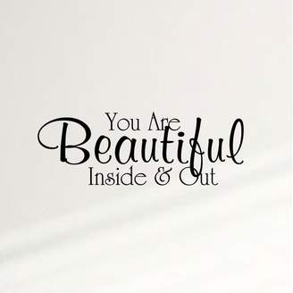 Innovative Stencils Inspiration Quote Wall Decal