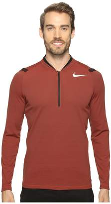 Nike Aero React 1/2 Zip Men's Long Sleeve Pullover