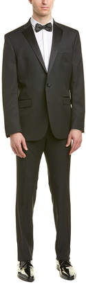 Kenneth Cole New York The Slim Collection Wool 2Pc Suit