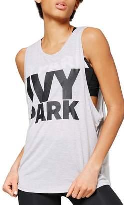 Ivy Park Logo Jersey Tank Top