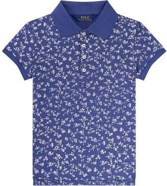 Ralph Lauren Floral Polo Shirt