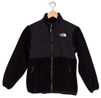 The North Face Girls' Fleece Zip-Up Jacket