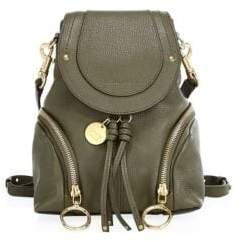 See by Chloe (シー バイ クロエ) - See by Chloe Olga Mini Leather Backpack